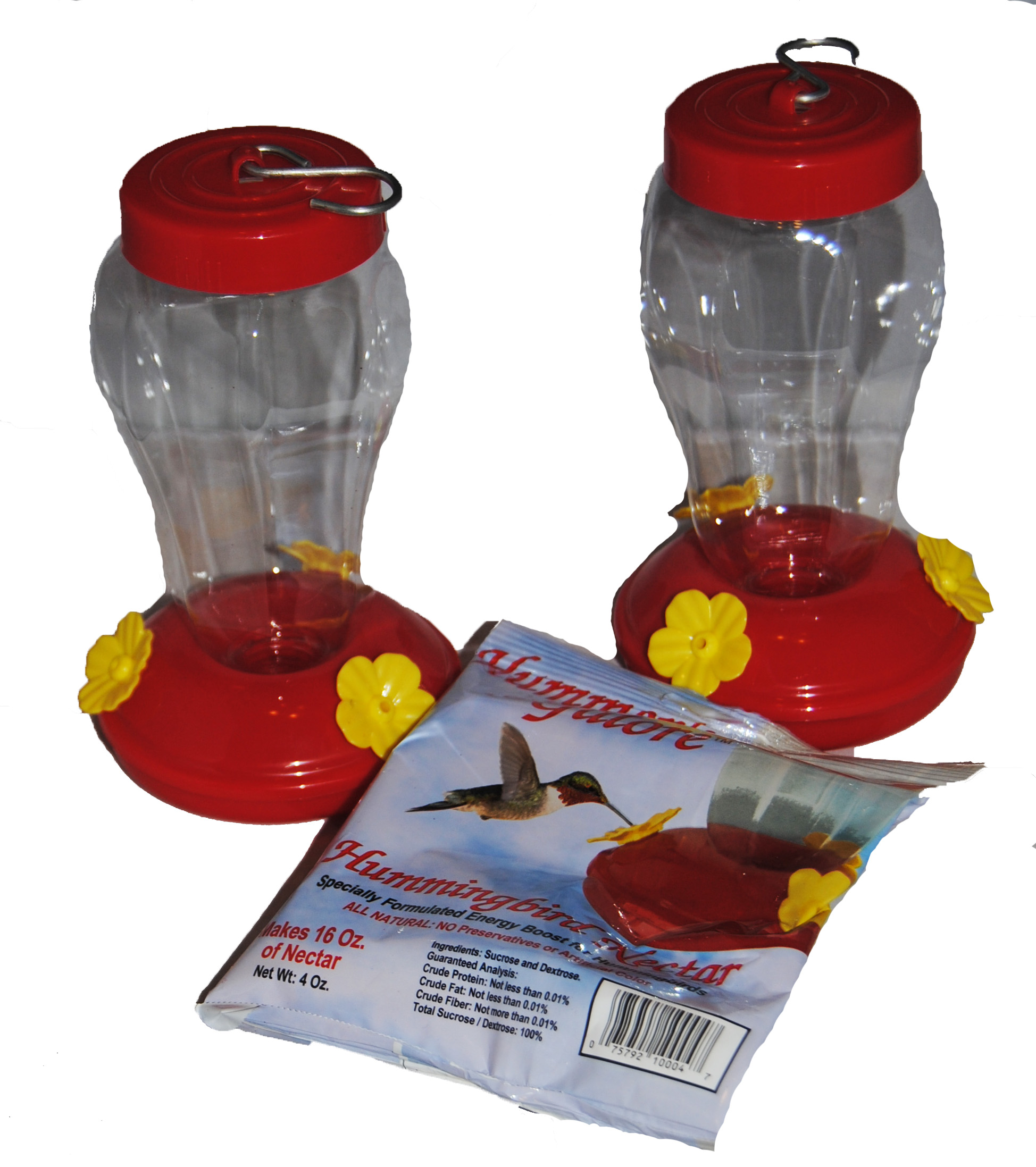 humming bird feeder starter kit