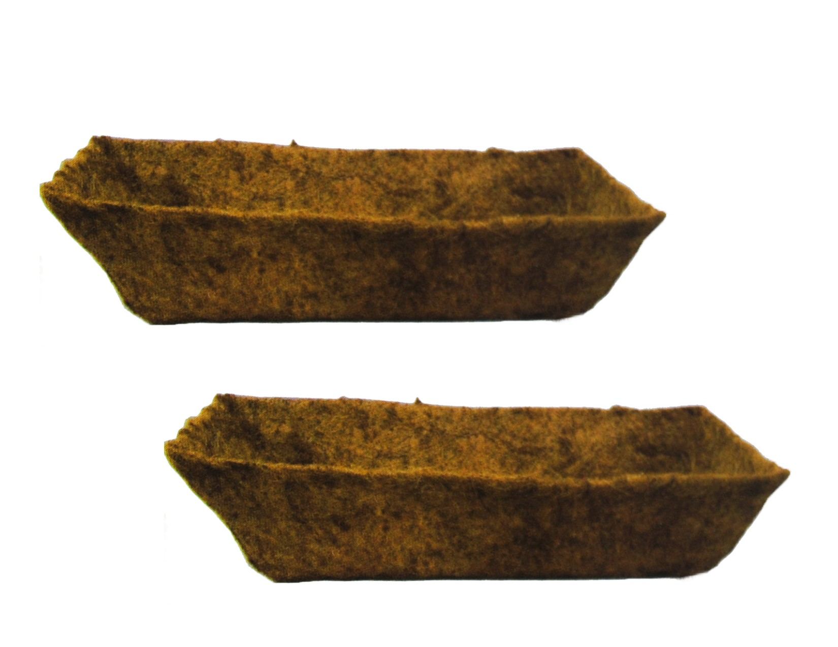 "24"" window box natural coco liners"