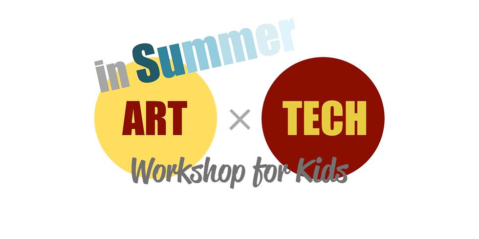 ArtTech Summer Workshop (1)