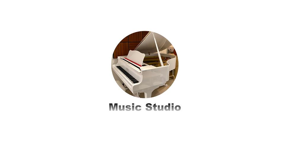 《Music Studio》ピアノレンタル