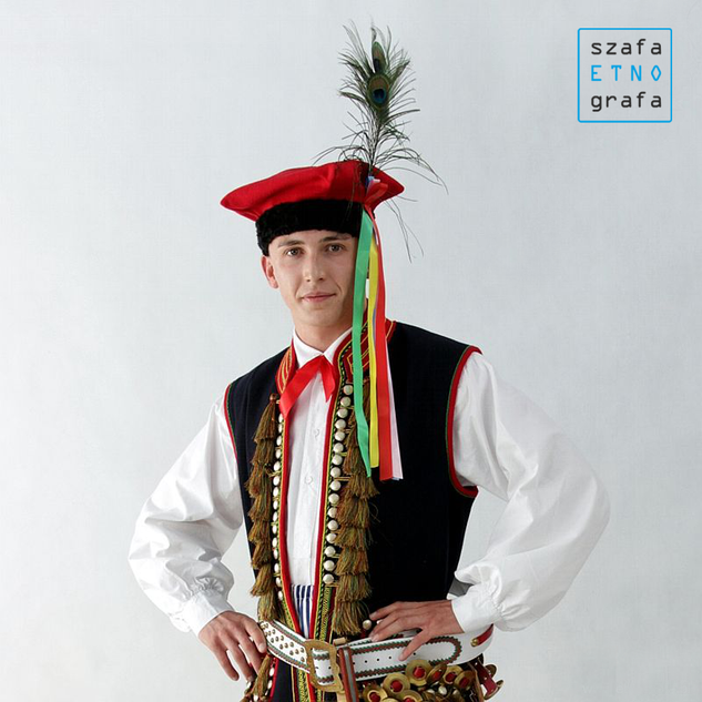 Krakowiacy Wschodni STRÓJ MĘSKI