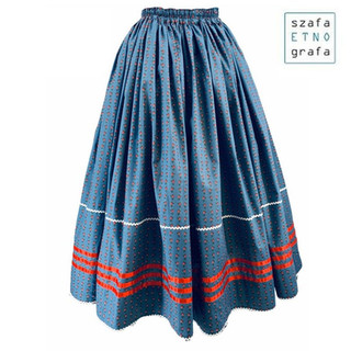 Krakowiacy Zachodni - spódnica