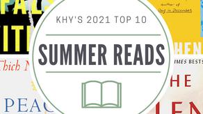 KHY's Best Summer Reads List