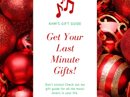 KHM's 2020 Holiday Gift Guide!