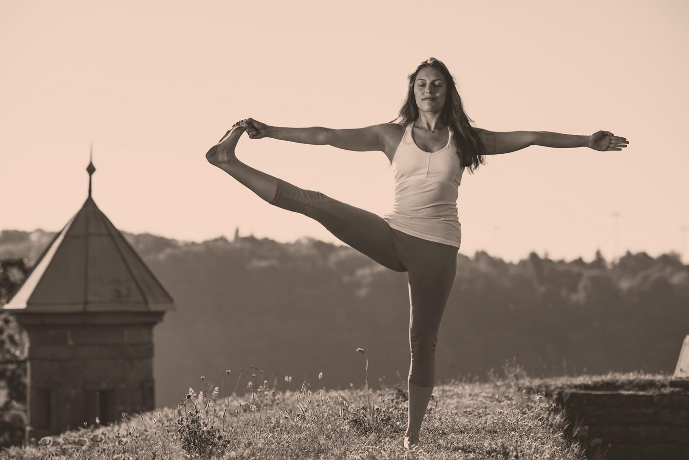 Kelsey Hopper Yoga