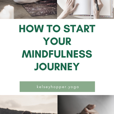 How to Start Your Mindfulness Journey