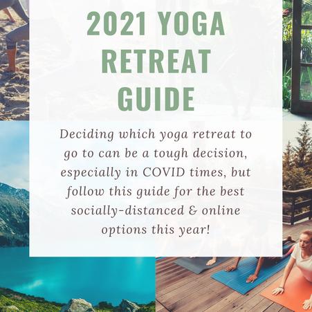 KHY's 2021 Yoga Retreat Guide