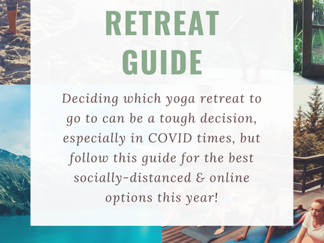 KHY's 2021 Yoga Retreat Guide