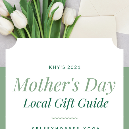 KHY's Mother's Day Local Gift Guide