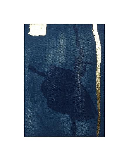 "Dark, Daisy Petal - 8"" x 10"" Print"