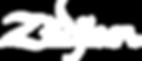 Zildjian White Logo.png