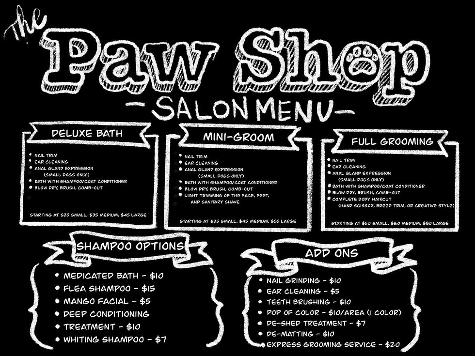 The Paw Shop Salon Menu.jpg