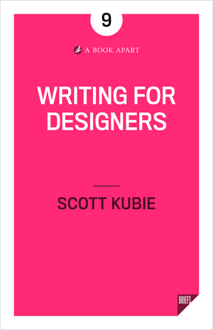 Writing for Designers