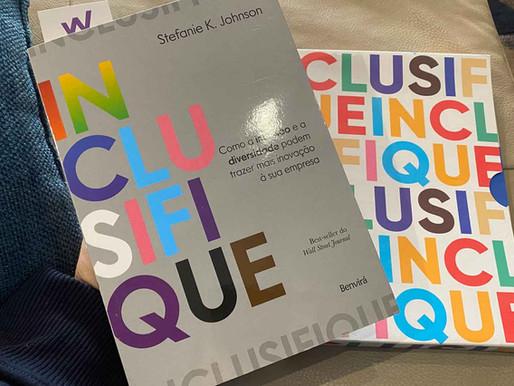 """""""Inclusifique"""" - O livro que tocou meu coração"""