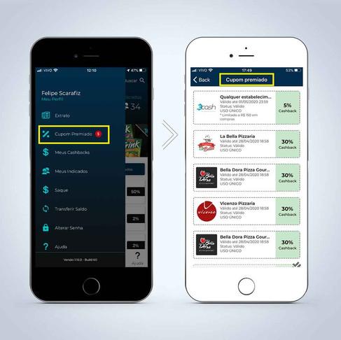 Tudo sobre o Cupom Premiado do App 3cash!