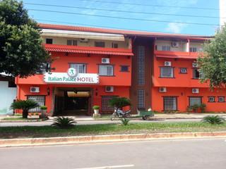 """Sinop, a Capital do Nortão. Estivemos hospedados no """"Hotel Italian Palace"""""""