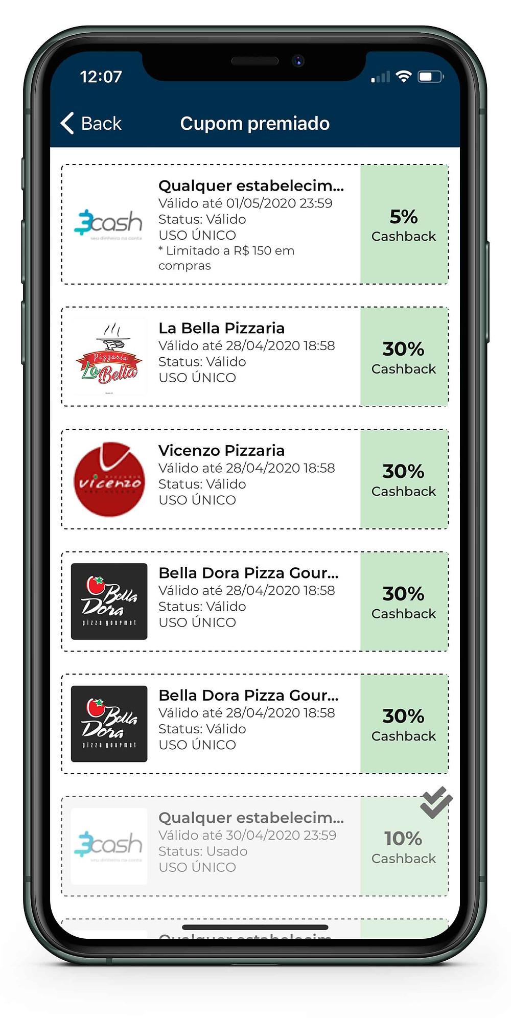 Cupons-Premiados-do-App-3cash.