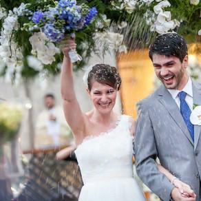 Uma Festa de casamento em novo tempo