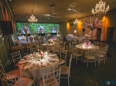 buffet colonial, casamento