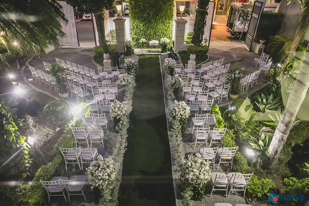 Jardim Maracatins - Mini Wedding até 50 convidados. São Paulo