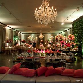 5 motivos para fazer sua festa de casamento no Buffet Colonial