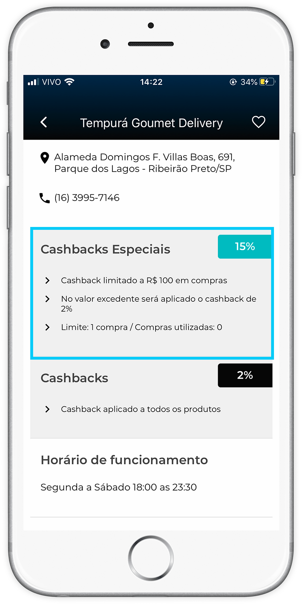 Cashback-Especial-do-Estabelecimento-no-App-3cash