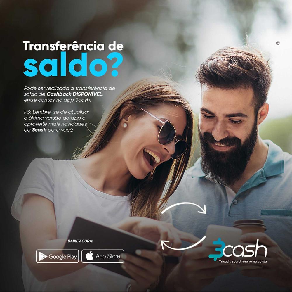 Transferencia-de-saldo-entre-contas-do-app-3cash