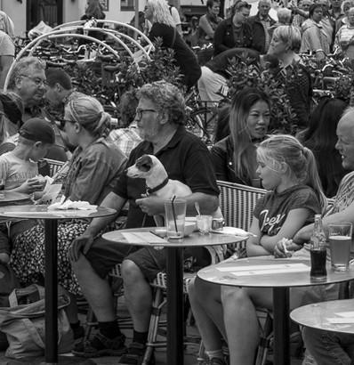 Sidewalk Cafe, Copenhagen