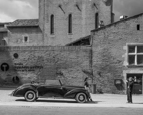 Car Modeling, Albi, France