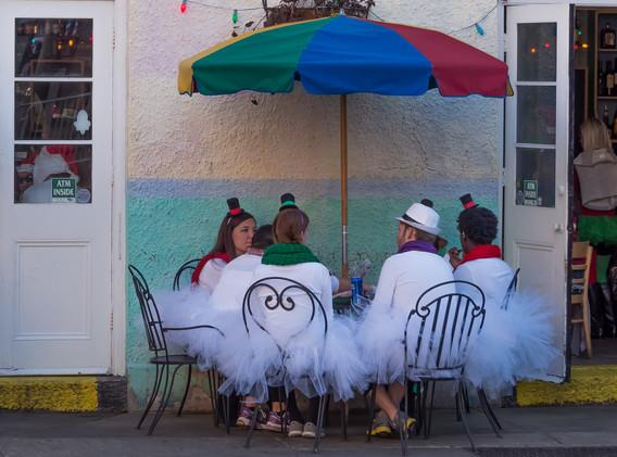 Santa Run New Orleans