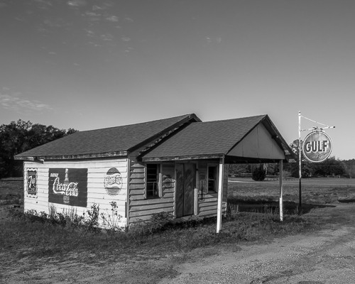 Old Gulf Station SC