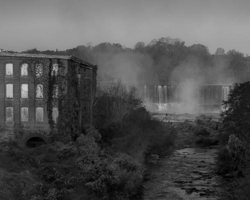 Deserted  Conestee Mill SC