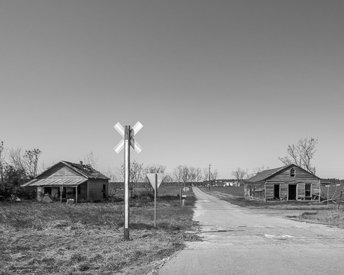 Abandoned houses in SC on Rte 321