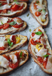 Bruschetta - Restaurant Menu Consulting