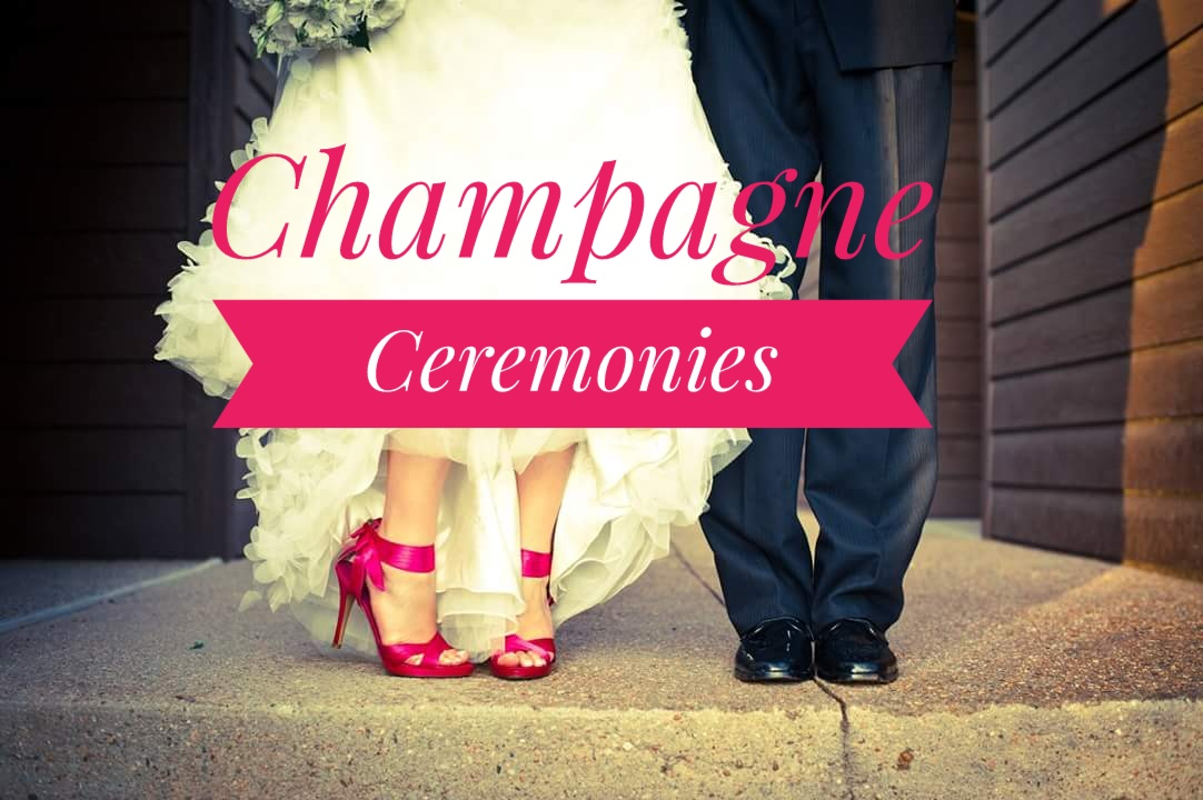 Champange Ceremonies