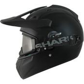 shark-helmets-explore-blanck-matte-black