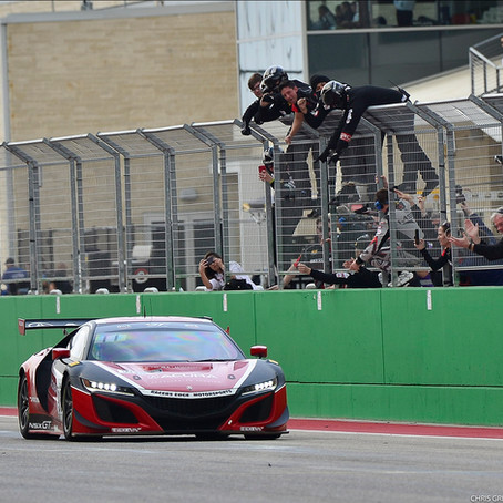 HINDMAN AND BLACKSTOCK EARN DOUBLE CLASS WINS AT COTA; CLINCH SILVER CUP DRIVERS' CHAMPIONSHIP