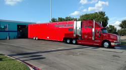 Racers Edge transporter in Dallas TX