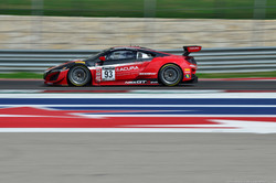 No 93 Acura NSX GT3 Evo at COTA