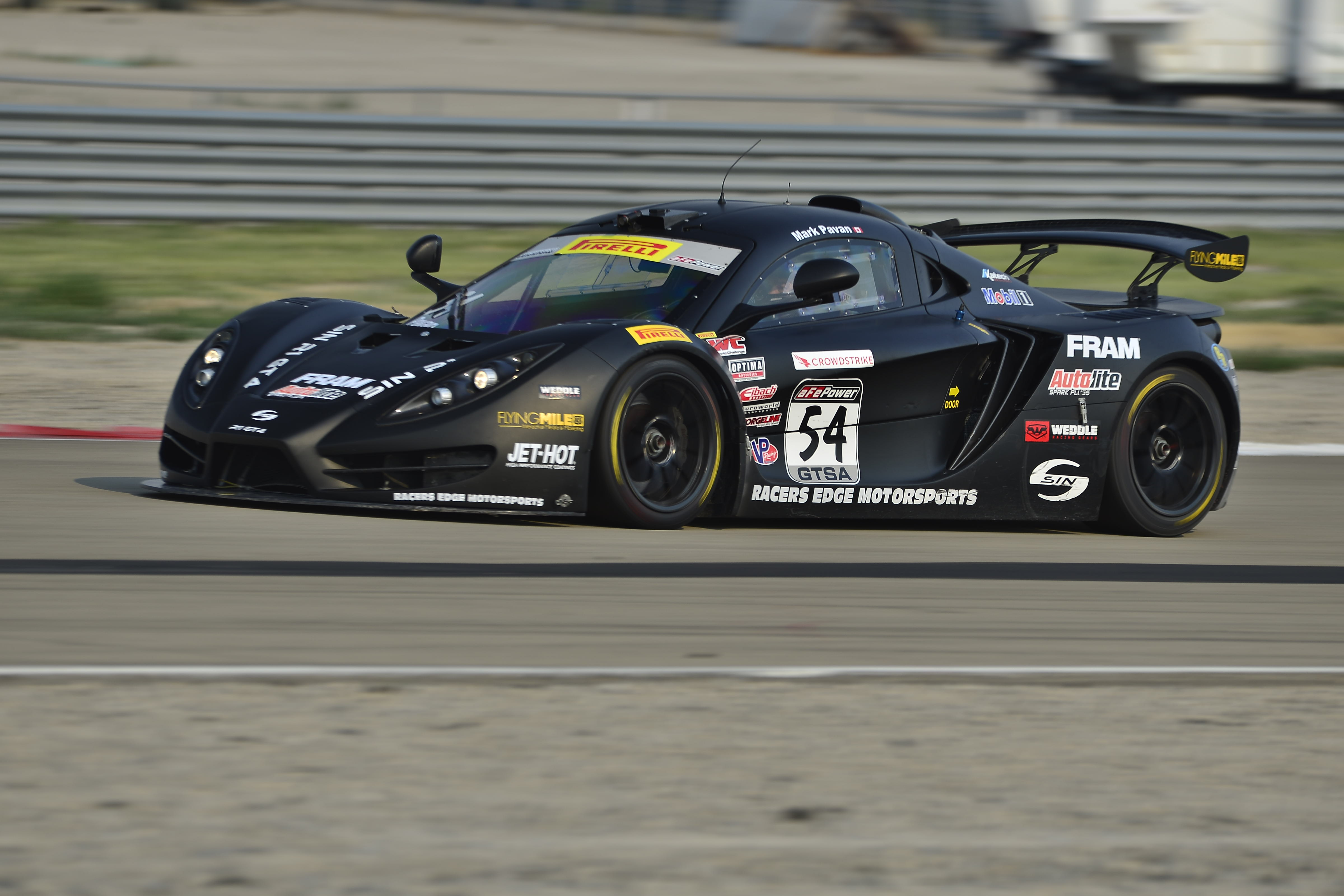 Racers Edge Motorsports SIN R1 GT4