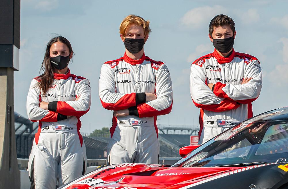 HPD GT3 Driver Academy; Racers Edge Motorsports