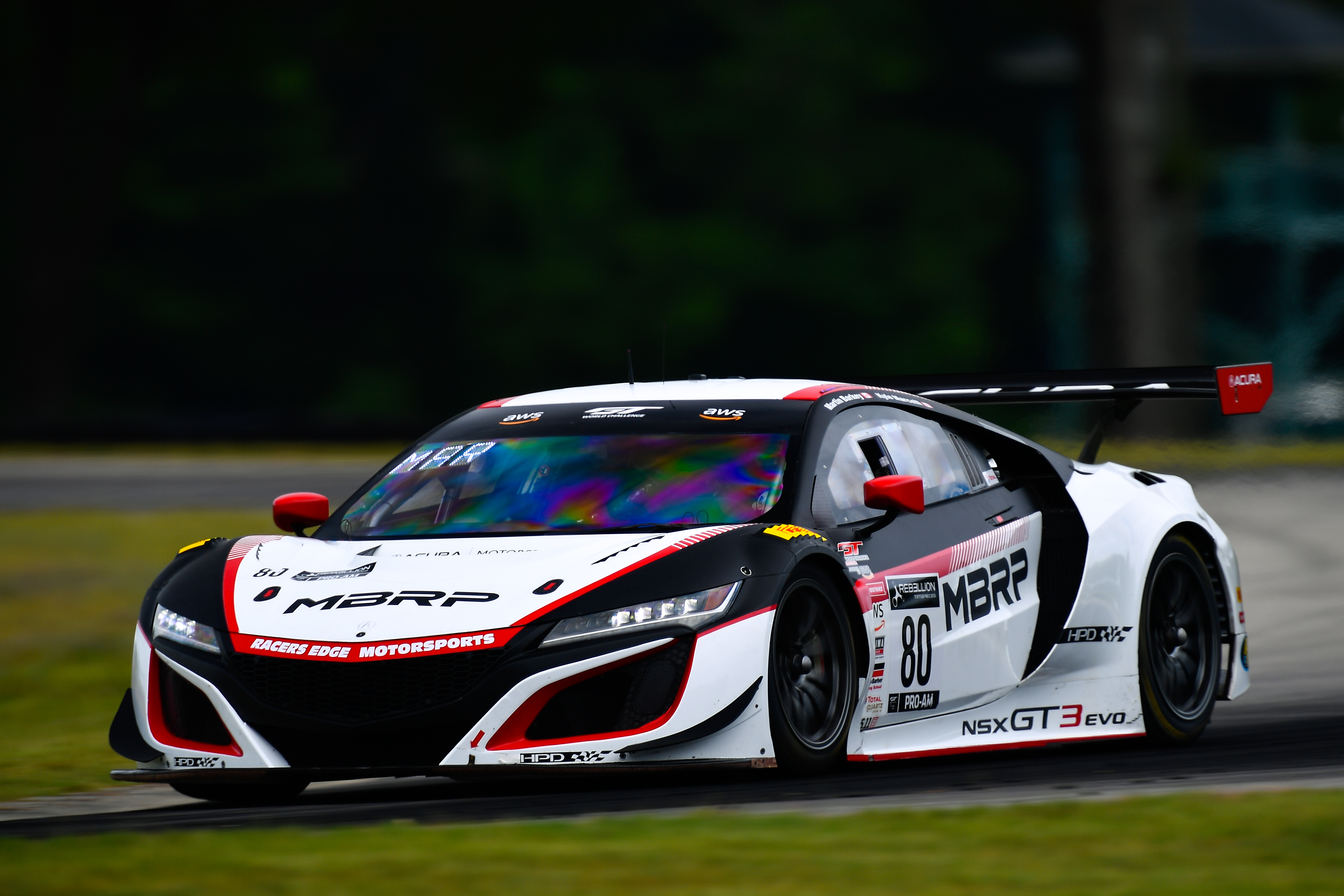 80 MBRP Acura NSX GT3 Evo