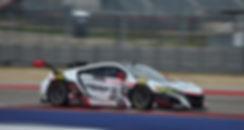 Racers Edge Motorsports Acura NSX GT3 Evo