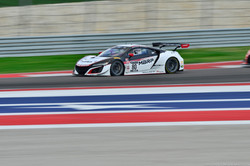 No 80 Acura NSX GT3 Evo at COTA