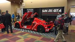 SIN R1 GT4 at PRI Show