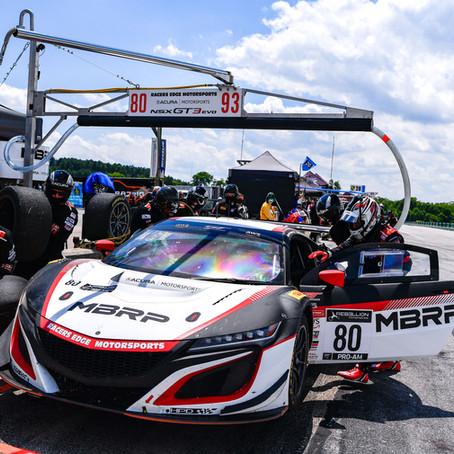 SRO GT WORLD CHALLENGE AMERICA RESTART SLATED FOR JULY AT VIRGINIA INTERNATIONAL RACEWAY