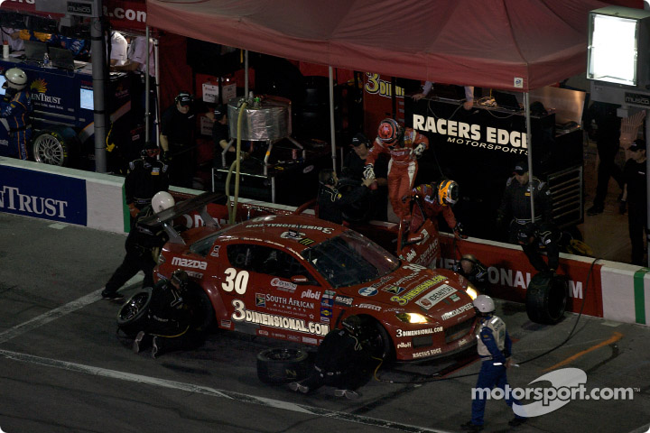 Racers Edge at the Rolex 24