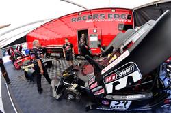 Racers Edge Motorsports crew
