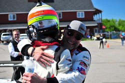 Marcelli and Barkey win at VIR
