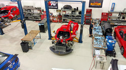 Racers Edge Motorsports race shop